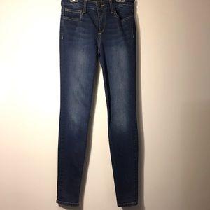 "Joe's ""The Skinny"" jeans high rise size 27"